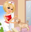 Imbracat Asistenta De Animale