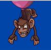 Jocuri cu Maimute Ce Bombardeaza Gaini