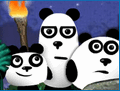 Jocuri cu 3 Panda 2