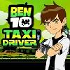 Jocuri cu Ben 10 Sofer De Taxi