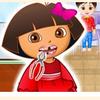 Jocuri cu Dora La Dentist