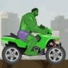 Jocuri cu Hulk Cu ATV