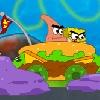 Jocuri cu Spongebob si Masina Krab