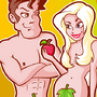 Labirinturi cu Adam si Eva