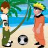 Jocuri cu Ben 10 Vs Naruto