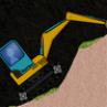 Jocuri cu Excavatoare Care Se Catara
