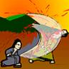 Lupte Samurai cu Bastoane